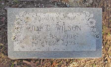 WILSON, JIM C - Benton County, Arkansas   JIM C WILSON - Arkansas Gravestone Photos
