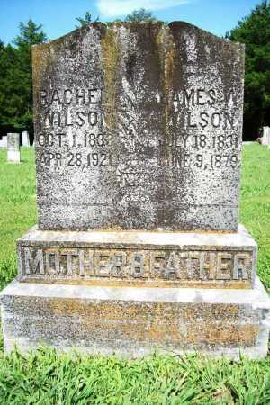 WILSON, JAMES W. - Benton County, Arkansas | JAMES W. WILSON - Arkansas Gravestone Photos