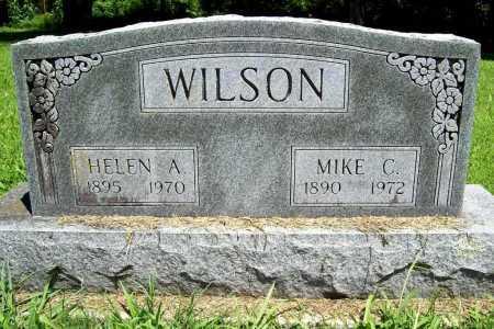 WILSON, HELEN A. - Benton County, Arkansas   HELEN A. WILSON - Arkansas Gravestone Photos