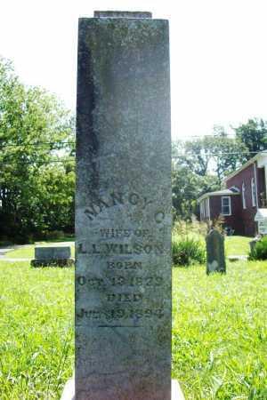 WILSON, NANCY C. - Benton County, Arkansas | NANCY C. WILSON - Arkansas Gravestone Photos