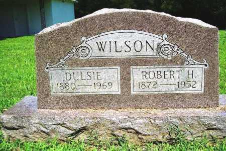 WILSON, ROBERT H. - Benton County, Arkansas | ROBERT H. WILSON - Arkansas Gravestone Photos