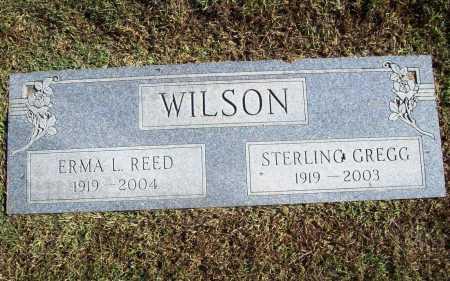 WILSON, ERMA L. - Benton County, Arkansas | ERMA L. WILSON - Arkansas Gravestone Photos