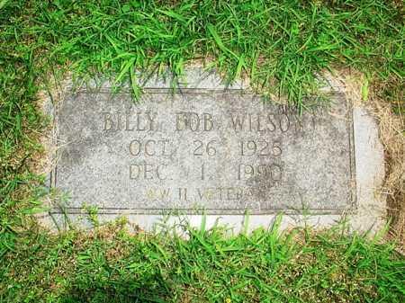 WILSON (VETERAN WWII), BILLY BOB - Benton County, Arkansas | BILLY BOB WILSON (VETERAN WWII) - Arkansas Gravestone Photos