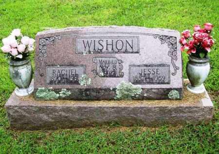 WISHON, RACHEL - Benton County, Arkansas | RACHEL WISHON - Arkansas Gravestone Photos