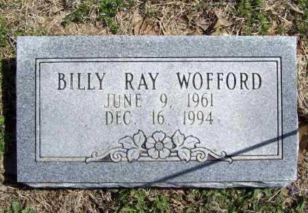 WOFFORD, BILLY RAY - Benton County, Arkansas | BILLY RAY WOFFORD - Arkansas Gravestone Photos