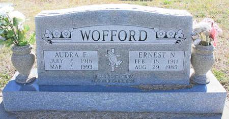 "WOFFORD (1), ERNEST N ""BUSTER"" - Benton County, Arkansas | ERNEST N ""BUSTER"" WOFFORD (1) - Arkansas Gravestone Photos"
