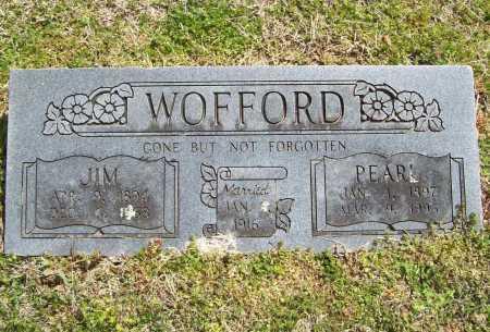WOFFORD, PEARL - Benton County, Arkansas | PEARL WOFFORD - Arkansas Gravestone Photos