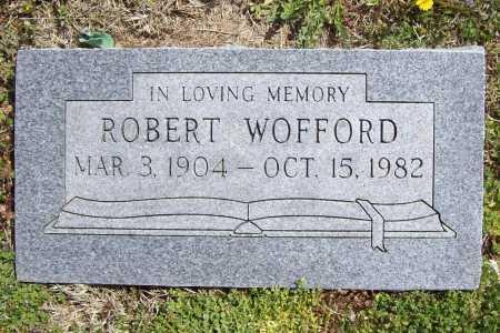 WOFFORD, ROBERT - Benton County, Arkansas | ROBERT WOFFORD - Arkansas Gravestone Photos