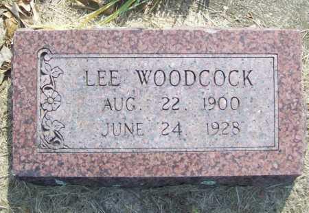 WOODCOCK, HENRY LEE - Benton County, Arkansas   HENRY LEE WOODCOCK - Arkansas Gravestone Photos