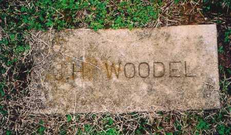 WOODEL, J. H. - Benton County, Arkansas   J. H. WOODEL - Arkansas Gravestone Photos