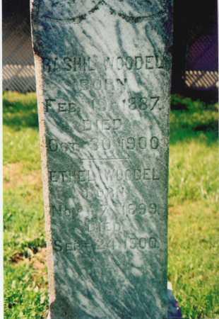 WOODEL, RASHIL B. - Benton County, Arkansas | RASHIL B. WOODEL - Arkansas Gravestone Photos