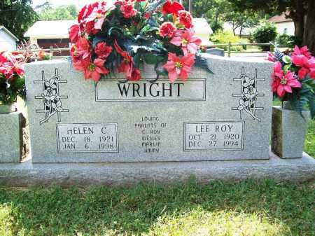 WRIGHT, HELEN C. - Benton County, Arkansas | HELEN C. WRIGHT - Arkansas Gravestone Photos