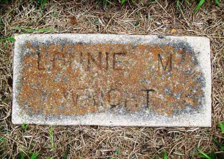WRIGHT, LONNIE M. - Benton County, Arkansas | LONNIE M. WRIGHT - Arkansas Gravestone Photos