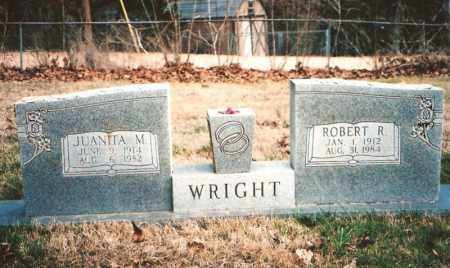 WRIGHT, JUANITA M. - Benton County, Arkansas | JUANITA M. WRIGHT - Arkansas Gravestone Photos