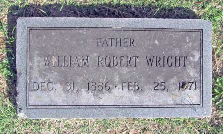 WRIGHT, WILLIAM ROBERT - Benton County, Arkansas | WILLIAM ROBERT WRIGHT - Arkansas Gravestone Photos