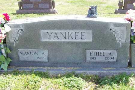 YANKEE, ETHEL A. - Benton County, Arkansas | ETHEL A. YANKEE - Arkansas Gravestone Photos