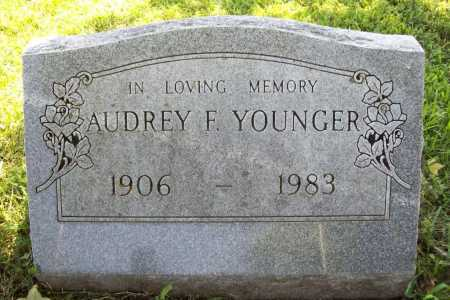 YOUNGER, AUDREY F. - Benton County, Arkansas | AUDREY F. YOUNGER - Arkansas Gravestone Photos