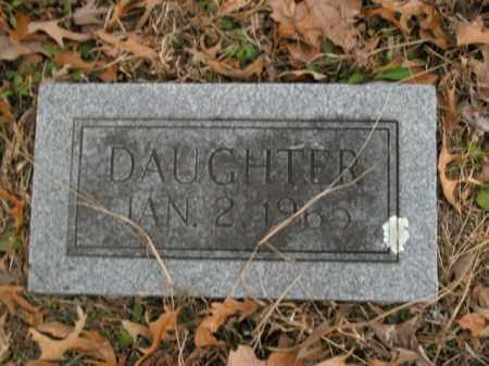 ESTES, DAUGHTER - Boone County, Arkansas | DAUGHTER ESTES - Arkansas Gravestone Photos