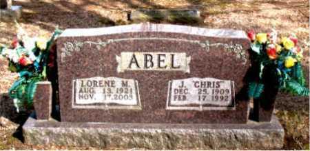 ABEL, JAMES CHRISTOPHER - Boone County, Arkansas | JAMES CHRISTOPHER ABEL - Arkansas Gravestone Photos