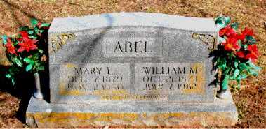 ROBERTS ABEL, MARY ELSIE - Boone County, Arkansas | MARY ELSIE ROBERTS ABEL - Arkansas Gravestone Photos