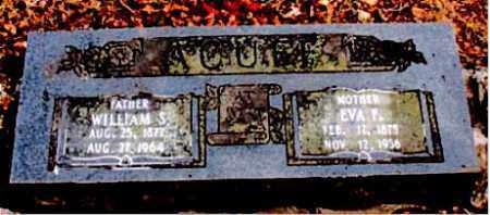 ACUFF, EVA FLORENCE - Boone County, Arkansas | EVA FLORENCE ACUFF - Arkansas Gravestone Photos