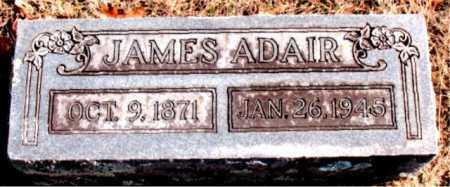 ADAIR, JAMES - Boone County, Arkansas | JAMES ADAIR - Arkansas Gravestone Photos