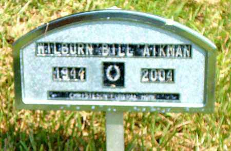 AIKMAN, WILBURN  (BILL) - Boone County, Arkansas   WILBURN  (BILL) AIKMAN - Arkansas Gravestone Photos