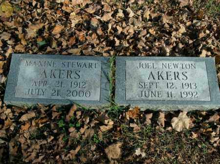 AKERS, MAXINE - Boone County, Arkansas | MAXINE AKERS - Arkansas Gravestone Photos