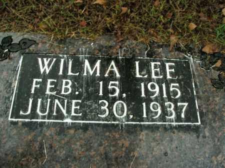 WHITE, WILMA LEE MCKINNEY - Boone County, Arkansas | WILMA LEE MCKINNEY WHITE - Arkansas Gravestone Photos