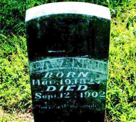 ANNON, L.  A. - Boone County, Arkansas   L.  A. ANNON - Arkansas Gravestone Photos