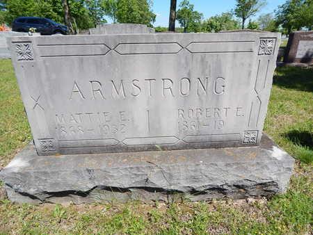 ARMSTRONG, MATTIE E. - Boone County, Arkansas | MATTIE E. ARMSTRONG - Arkansas Gravestone Photos