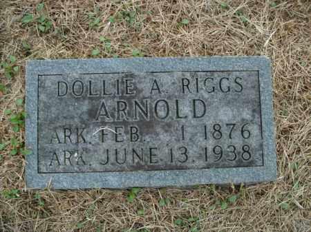 ARNOLD, DOLLIE A. - Boone County, Arkansas | DOLLIE A. ARNOLD - Arkansas Gravestone Photos
