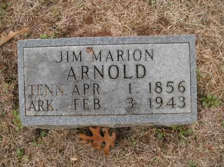 ARNOLD, JIM MARION - Boone County, Arkansas | JIM MARION ARNOLD - Arkansas Gravestone Photos