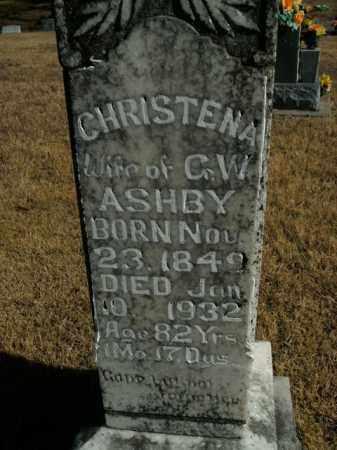 ASHBY, CHRISTENA - Boone County, Arkansas | CHRISTENA ASHBY - Arkansas Gravestone Photos