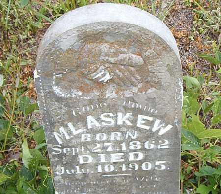 ASKEW, M.  L. - Boone County, Arkansas | M.  L. ASKEW - Arkansas Gravestone Photos