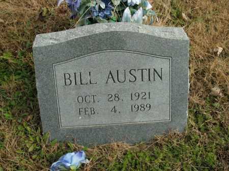 AUSTIN, BILL - Boone County, Arkansas | BILL AUSTIN - Arkansas Gravestone Photos