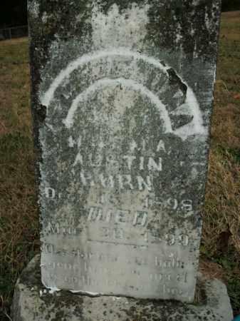 AUSTIN, ELSEE OMA - Boone County, Arkansas | ELSEE OMA AUSTIN - Arkansas Gravestone Photos