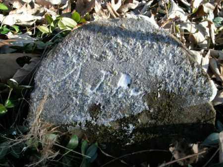 B, A.J. - Boone County, Arkansas | A.J. B - Arkansas Gravestone Photos