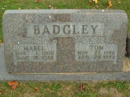 BADGLEY, MABEL - Boone County, Arkansas   MABEL BADGLEY - Arkansas Gravestone Photos