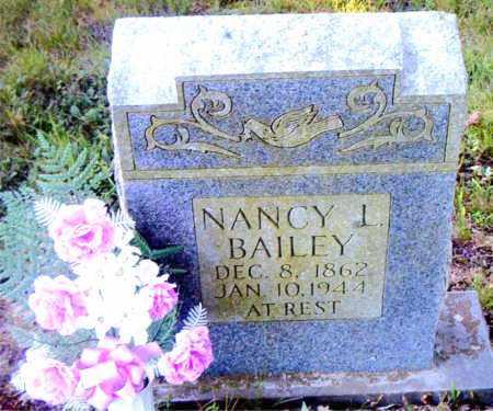 BAILEY, NANCY  L. - Boone County, Arkansas | NANCY  L. BAILEY - Arkansas Gravestone Photos