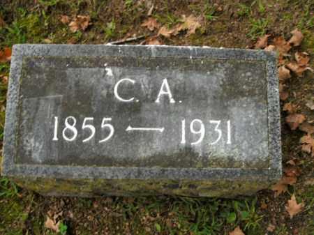 BAKER, CHARLES ALLEN - Boone County, Arkansas | CHARLES ALLEN BAKER - Arkansas Gravestone Photos