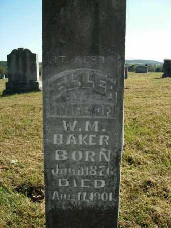 BAKER, ELLER - Boone County, Arkansas | ELLER BAKER - Arkansas Gravestone Photos