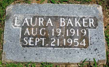 BAKER, LAURA - Boone County, Arkansas | LAURA BAKER - Arkansas Gravestone Photos