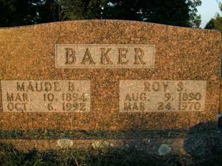 BAKER, MAUDE B. - Boone County, Arkansas | MAUDE B. BAKER - Arkansas Gravestone Photos