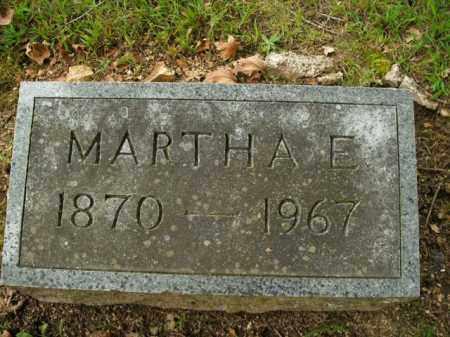 BAKER, MARTHA EMILENE - Boone County, Arkansas | MARTHA EMILENE BAKER - Arkansas Gravestone Photos