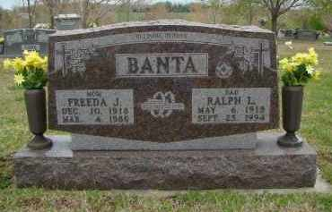 BANTA, RALPH L. - Boone County, Arkansas | RALPH L. BANTA - Arkansas Gravestone Photos