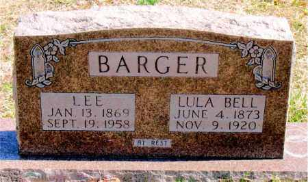 BARGER, LULA BELL - Boone County, Arkansas | LULA BELL BARGER - Arkansas Gravestone Photos