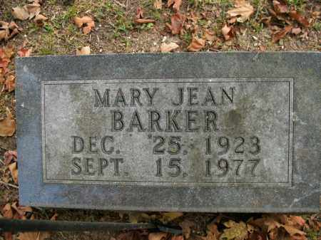 BARKER, MARY JEAN - Boone County, Arkansas | MARY JEAN BARKER - Arkansas Gravestone Photos