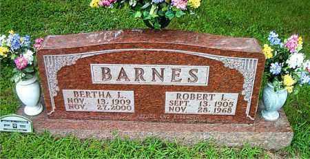 BARNES, ROBERT  LEE - Boone County, Arkansas | ROBERT  LEE BARNES - Arkansas Gravestone Photos