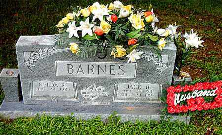 BARNES, JACK HOWARD - Boone County, Arkansas | JACK HOWARD BARNES - Arkansas Gravestone Photos